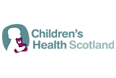 children's health scotland logo