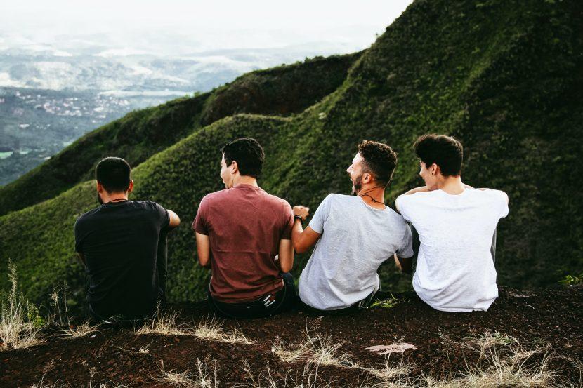 Men Talking Mental Health